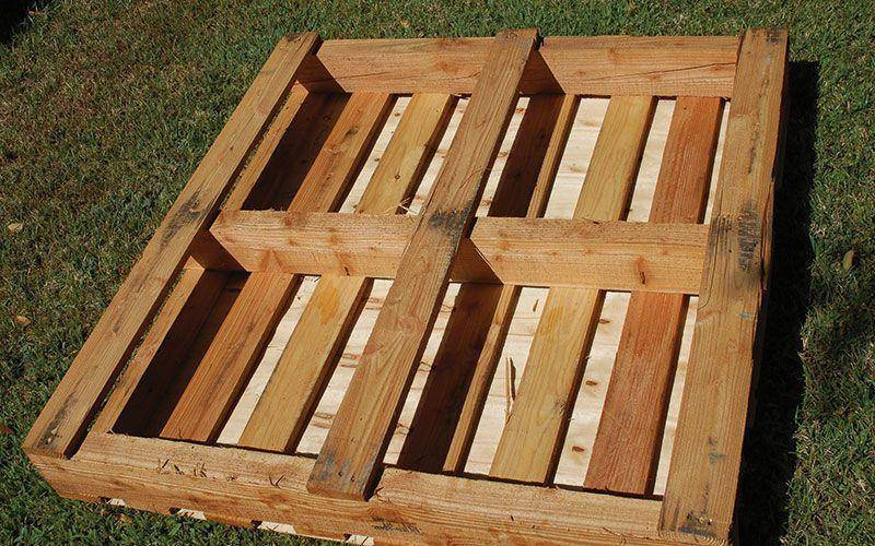 DIY Pallet Herb Garden: Ideas & Projects For Family ...
