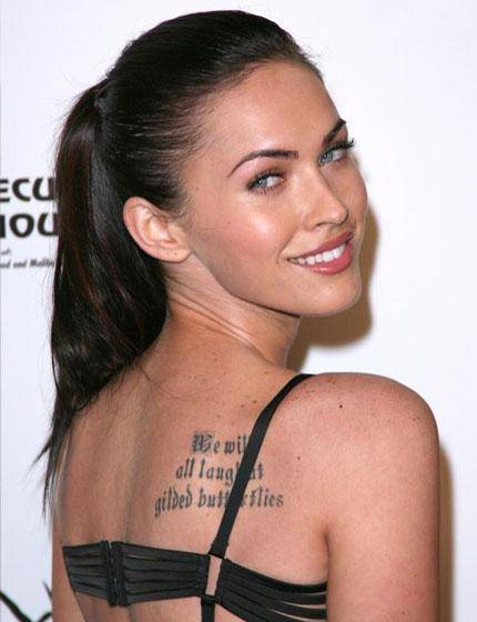 Megan fox is a tranny proof