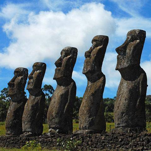 Easter Island: Magnificent place to witness this year's total eclipse