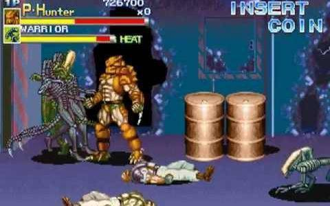 Aliens vs. Predator was one of the most underrated arcade games