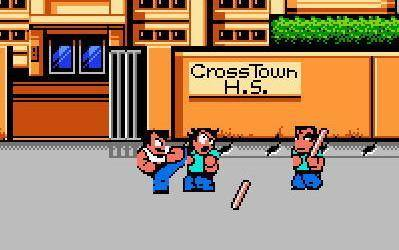 River City Ransom was an outstanding game in spite of its aesthetic