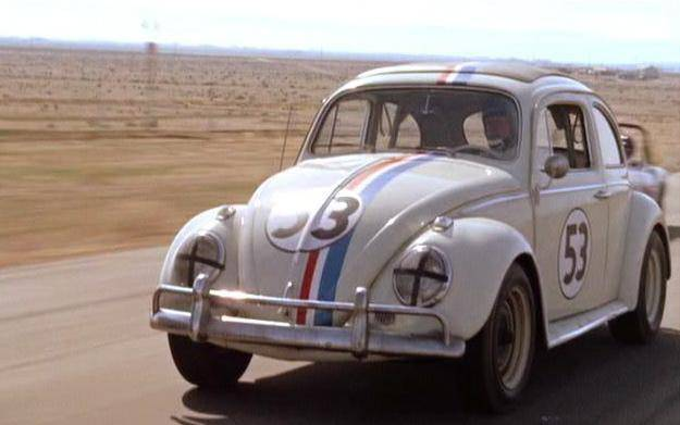Herbie may not be the coolest ride, but he can find you true love