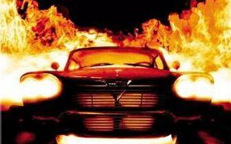 Christine was literally the car from hell.