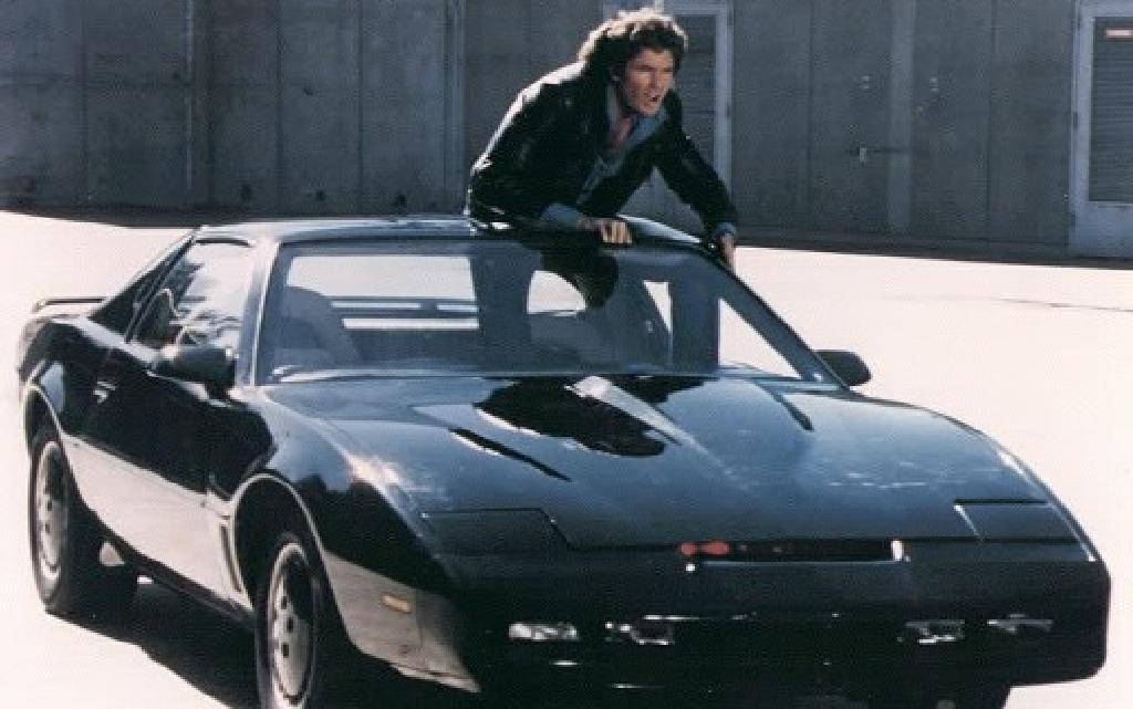 Believe it or not, there was a time when David Hasselhoff was considered cool