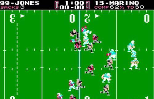 Tecmo Bowl was one of the most playable sports games of the '80s.