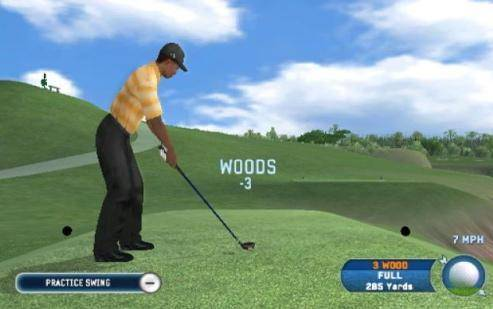 Tiger Woods revolutionized golf while his video game revolutionized the golf video game.