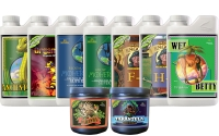 Advanced Nutrients' line of organic nutrients makes it easier than ever to grow organic high-value plants.