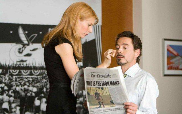 Gwyneth Paltrow is just one of Robert Downey Jr's hot leading ladies.