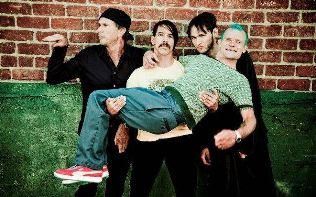 Red Hot Chili Peppers deliver one of their best recent albums in 2011.
