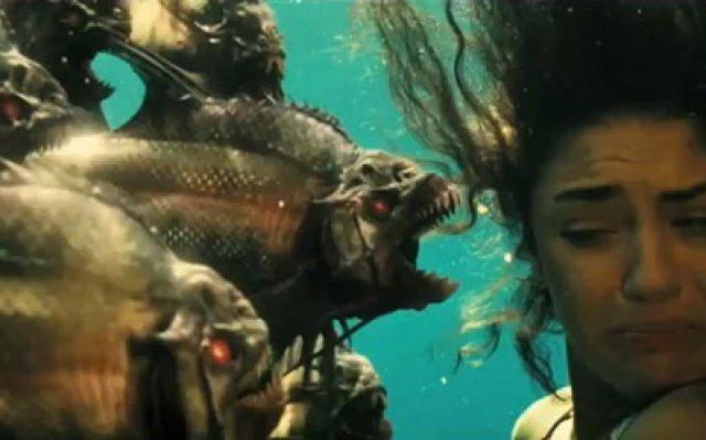 Muderous varmints seem never to get old for fans of big screen horror flicks like Piranha 3D.