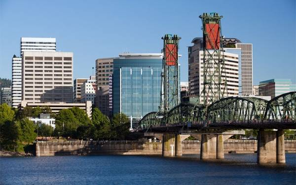 Portland, Oregon is one of the greenest cities in the USA and the world.