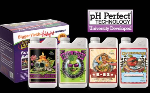 Advanced Nutrients has solved the pH problem forever.