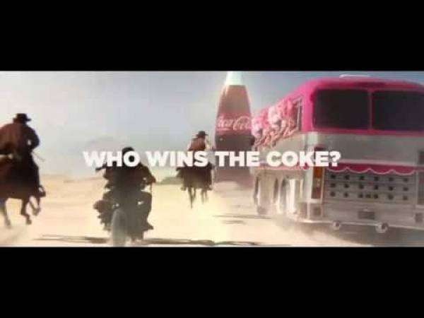 Super Bowl Coca Cola and Dog Ads