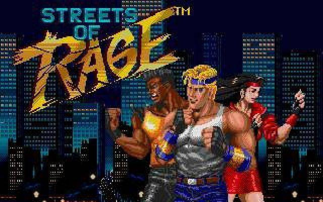 Streets of Rage was a fine game. Did it make our list?
