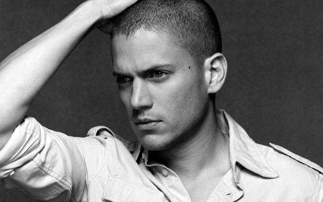 Wentworth Miller assumes an iconic role