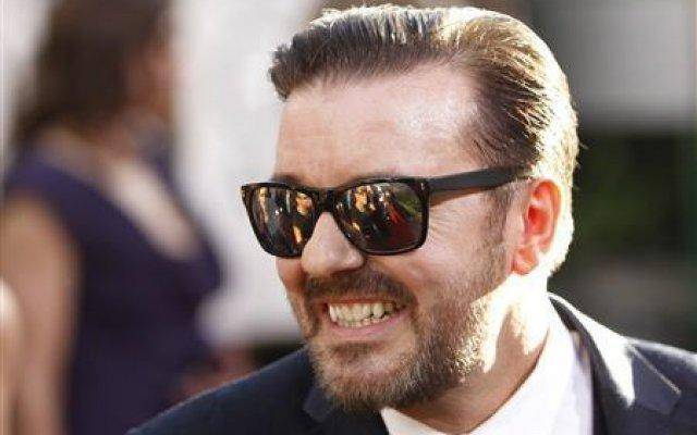Ricky Gervais ruffled a few feathers at the 2011 Golden Globes