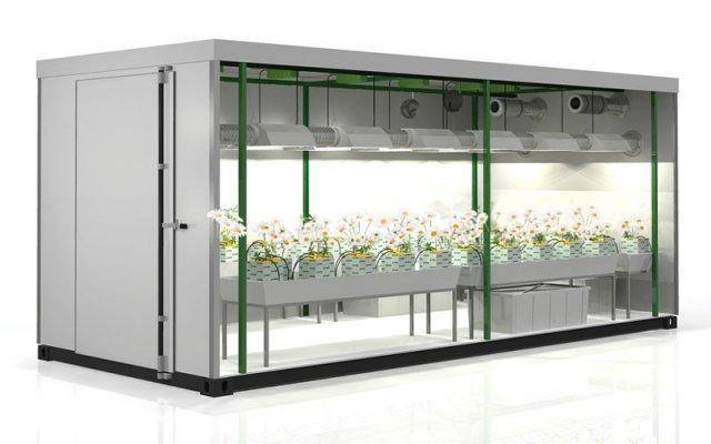 GrowBot automates and securitizes your hydroponics gardening for supersized yields.