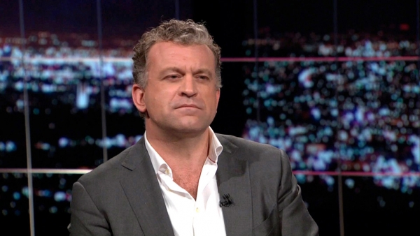 Dylan Ratigan left his high-profile job at MSNBC in order to pursuer hydroponic growing.