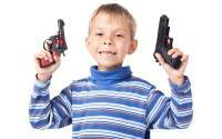 Teach your kids to love guns and the NRA…or else!