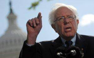Bernie Sanders filibusters for the working class
