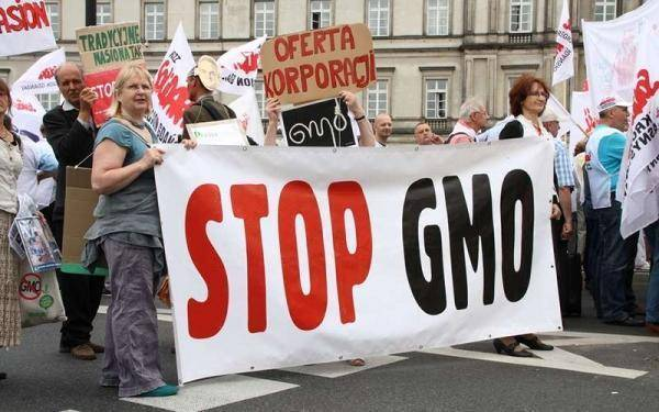 Grassroots movements like OCF or the one pictured are key to battling GMO villains like Monsanto