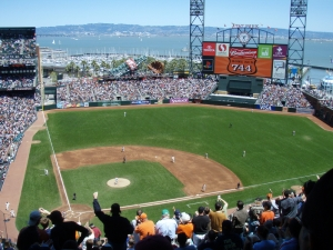 AT&T Park is getting a greener, healthier makeover thanks to an edible garden at the stadium.