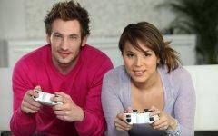 Get in some quality time with your girl – play video games!