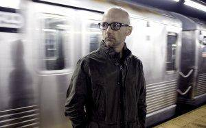 Moby - everyone's favorite vegan.