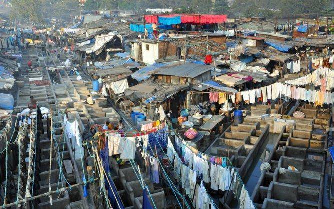 Slums like this are growing, which could mean disaster as climate change continues and natural disasters strike.