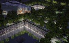 The new September 11 Memorial & Museum is not just eco-friendly, it's also a beautiful monument to the victims of 9/11.
