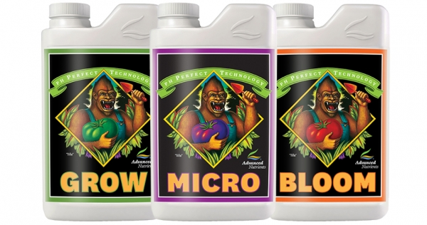 Advanced Nutrients' pH Perfect nutrients have changed hydroponic growing forever.