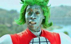 Don Cheadle turns in a hilarious performance as an out of control Captain Planet in a new internet video.