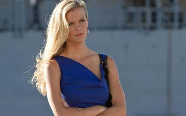 How much fun would it be to play Battleship with Brooklyn Decker?