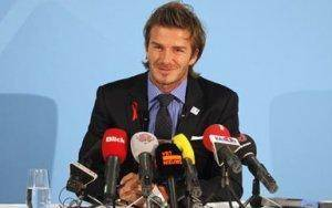 Even David Beckham's star power couldn't get FIFA to award England a World Cup in the next 20 years