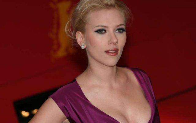 Scarlett Johansson was the recent victim of a photo hacking scandal.