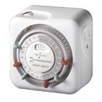 Timer for energy saving