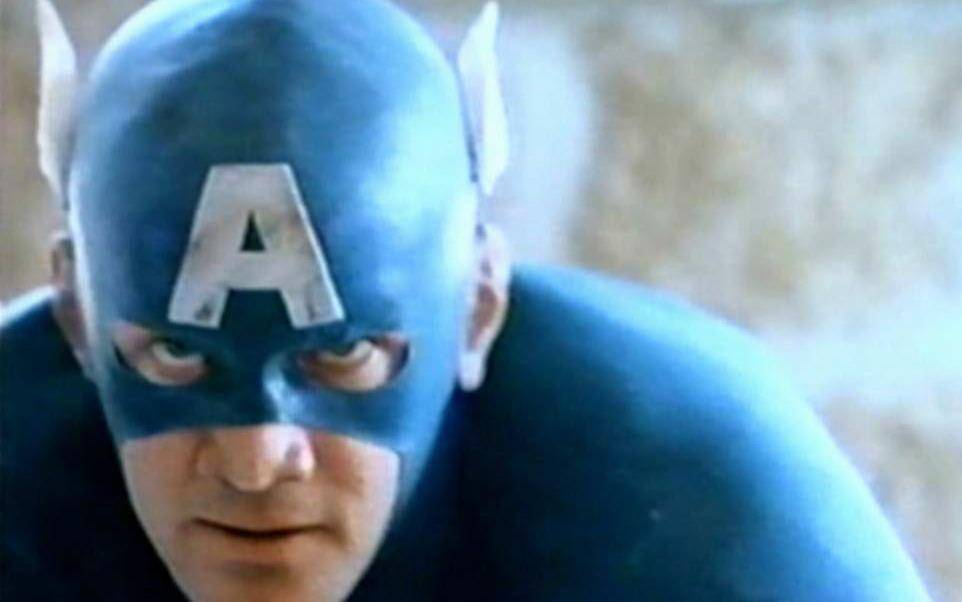 An iconic character gets done wrong in Captain America