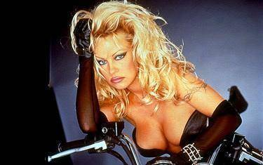 Pamela Anderson in her glory days
