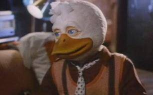 A mild-mannered Howard the Duck is a waste of time from the start
