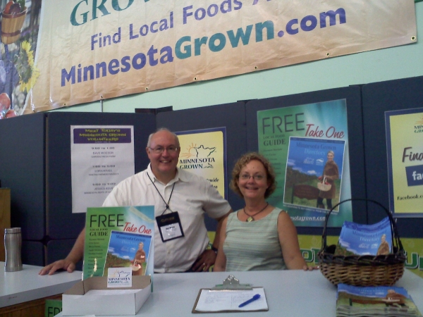 Dave and DJ Roesner founded Garden Fresh Farms.