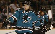 Dany Heatley hopes to help the San Jose Sharks live up to their potential in the 2010 NHL playoffs
