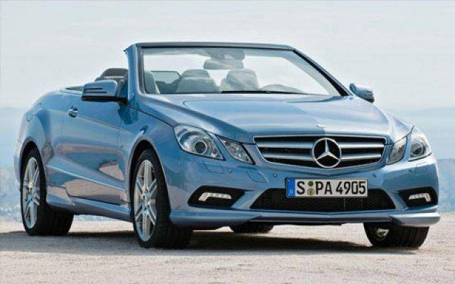 Mercedes-Benz E-Class Cabriolet is the latest addition to the successful E-Class line-up.