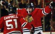 Patrick Kane and the 'Hawks gun for the Cup