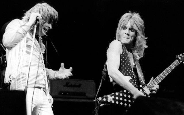Randy Rhoads and Ozzy Osbourne set the benchmark for the second generation of heavy metal - the glory years of the '80s - thanks to two classic albums.